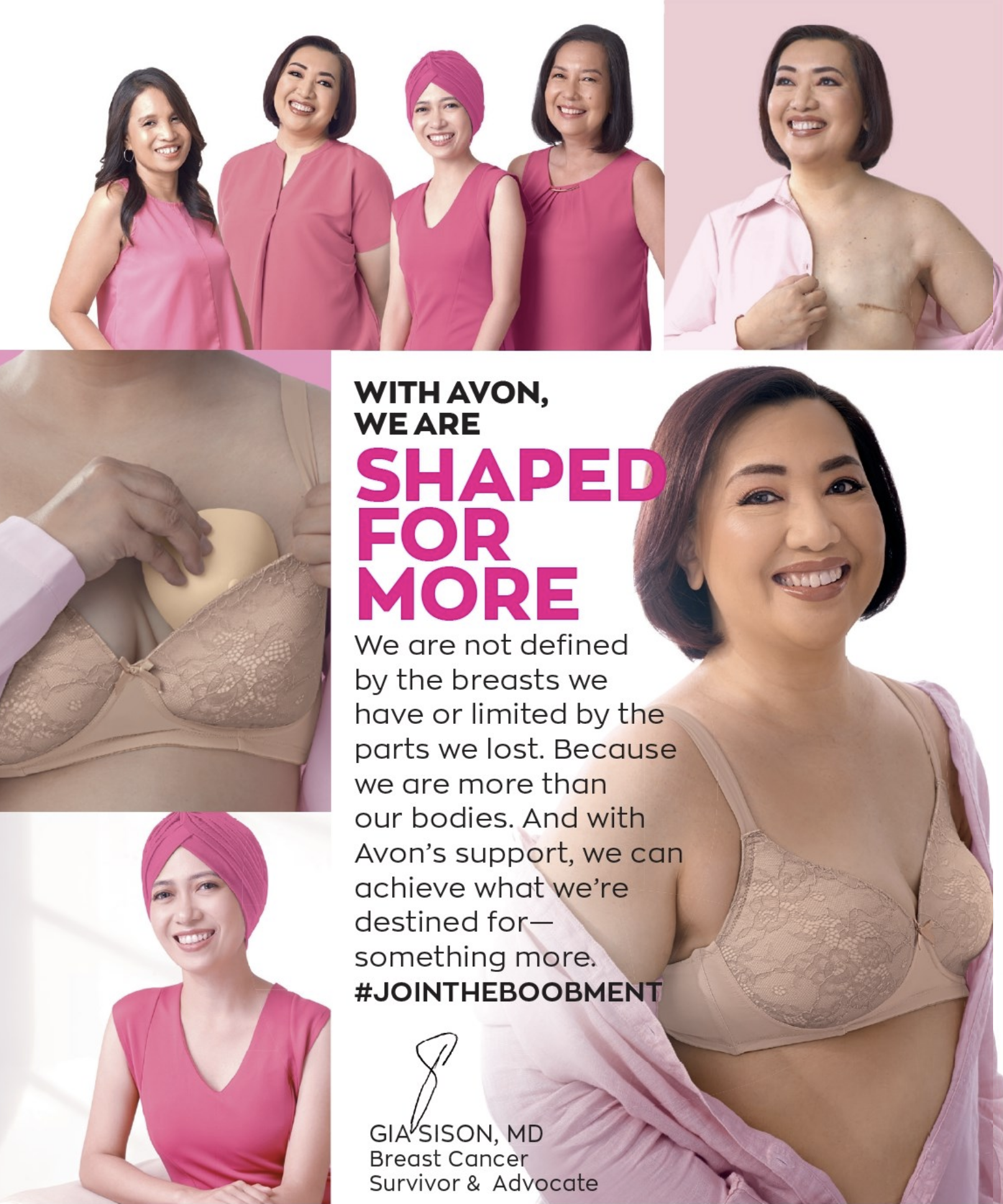 Shaped for More - Join The Boobment