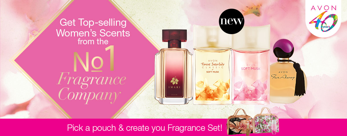 Get top-selling women's scents from the No. 1 Fragrance Company in the Philippines!