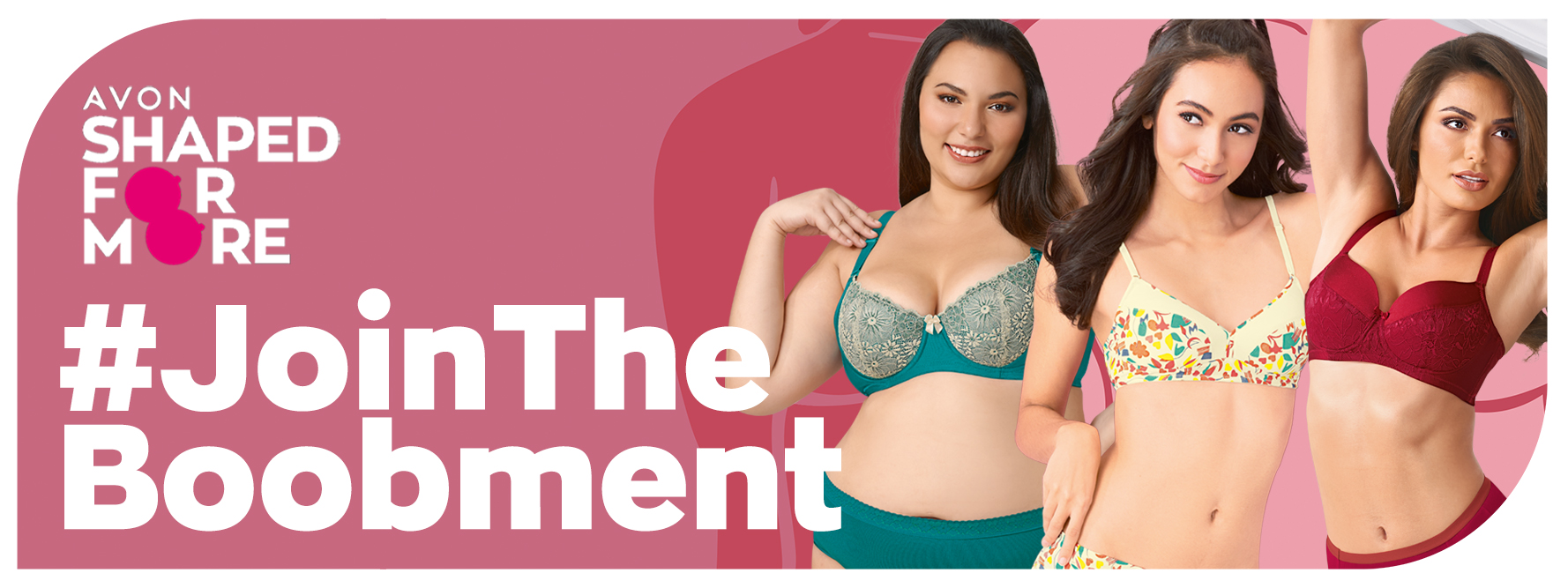 Shaped For More - Bra Quiz