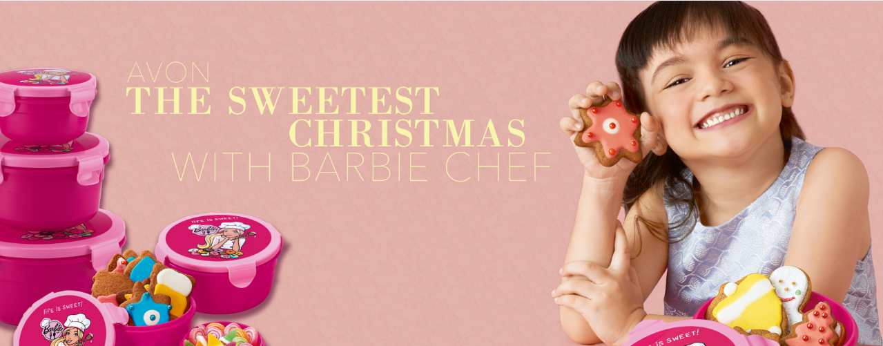The Sweetest Christmas with Barbie Chef