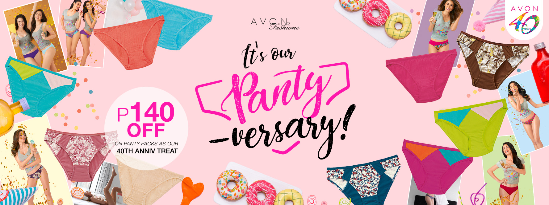 The Epic Panty-versary Sale is here!