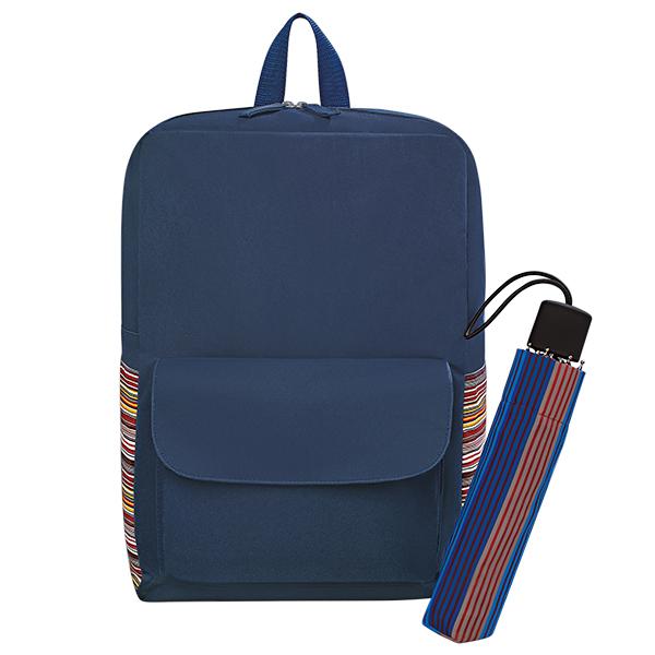 f1881bef5d Paul Backpack   Foldable Umbrella ...