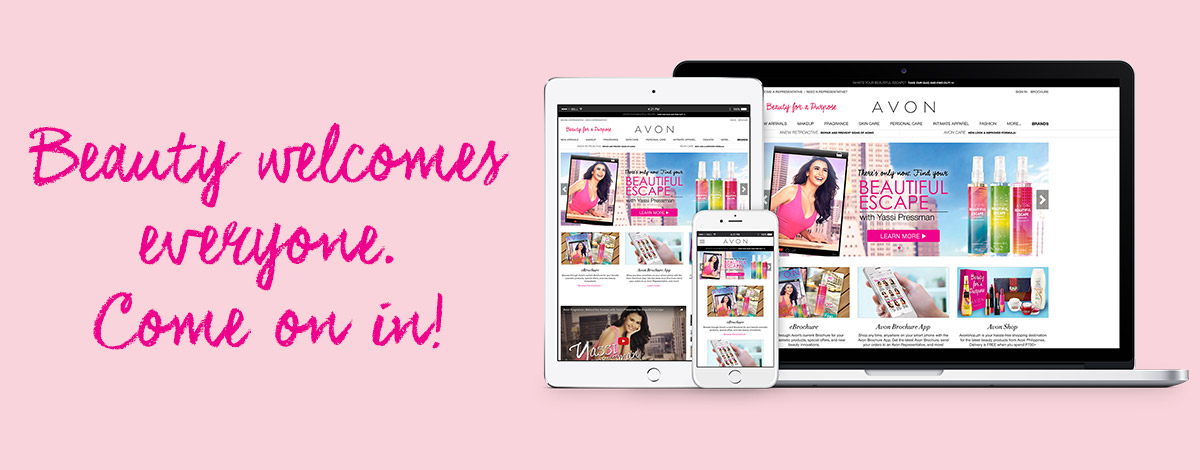 Welcome to the new Avon Philippines website!