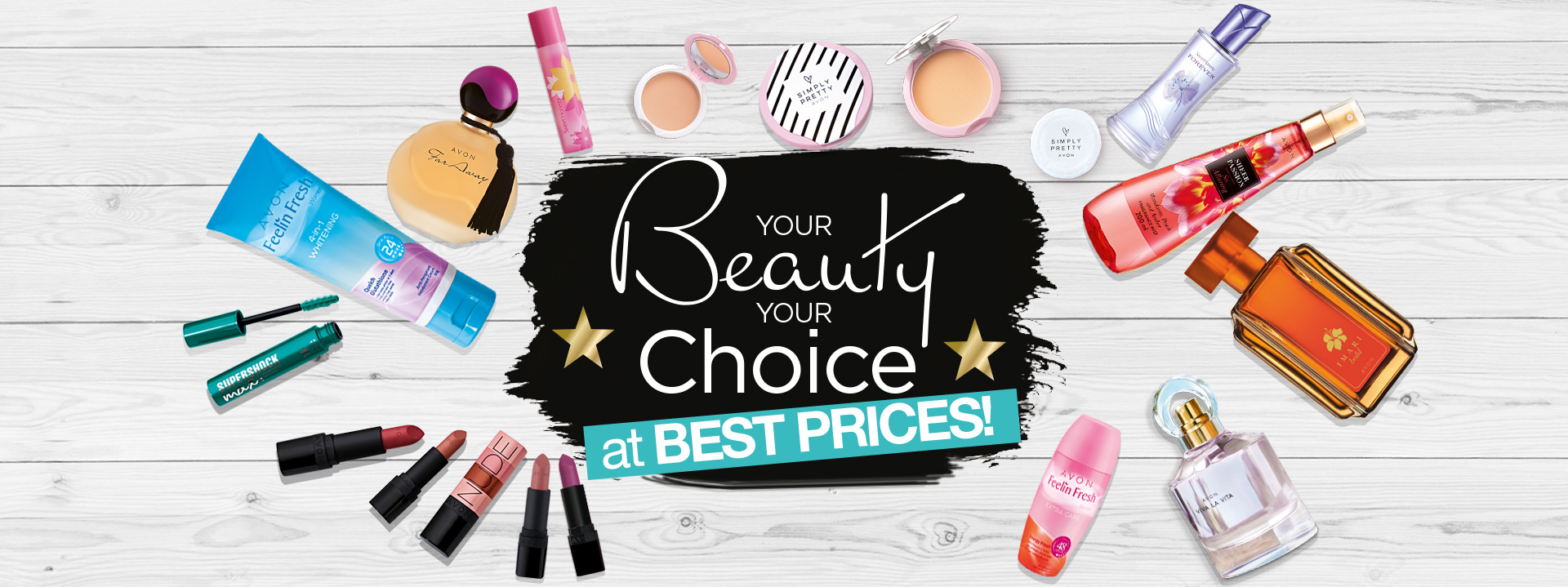 Your Beauty Your Choice at Best Prices