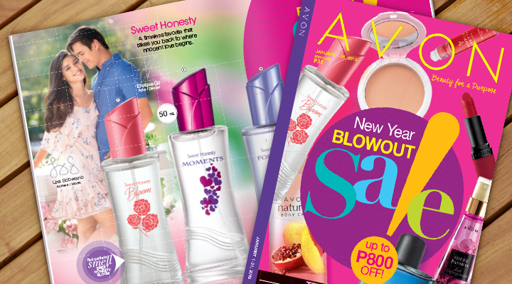 Avon Philippines latest Brochure