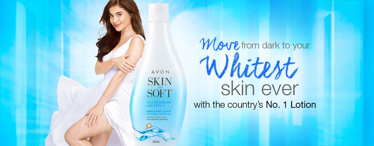 Anne Curtis for Skin So Soft
