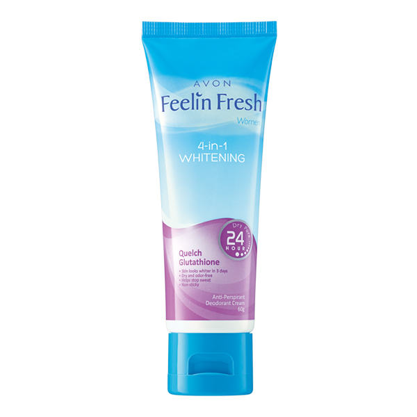 Avon Product Detail Feelin Fresh Quelch Glutathione