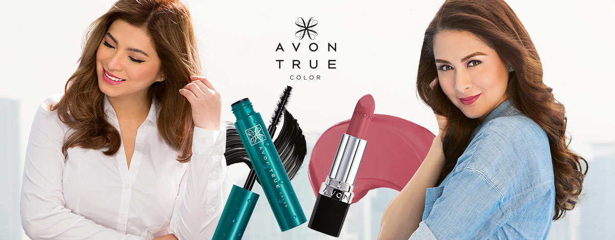 Get effortless, lasting, and trusted essentials from the No. 1 Makeup Brand in the Philippines, Avon True