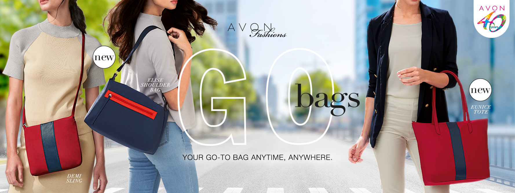 Check out our Go Bags Promo!