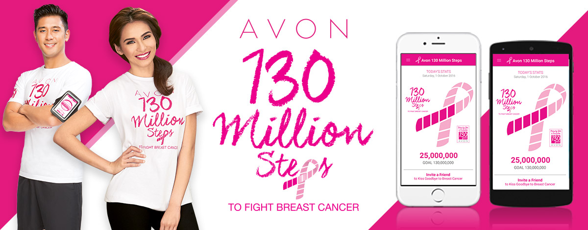 130 Million Steps to Fight Breast Cancer