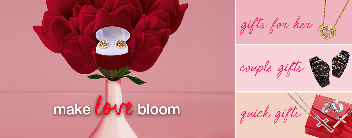 Make Love Bloom with Avon Valentine's Gift Guide